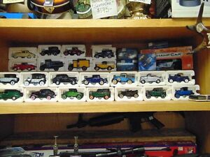ASSORTED DIECAST CARS