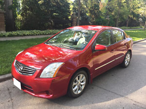 2012 Nissan Sentra S Sedan - LOW MILAGE