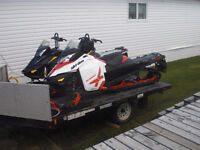 * NEW PRICE * 2014 Ski-Doo 800 Summit X ETEC