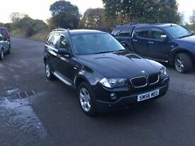 BMW X3 2.0 DIESEL 6Speed Manual, Service HIstory, MOT till May 2017, 2xkeys