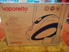 Polti Vaporetto high pressure steamer cleaner