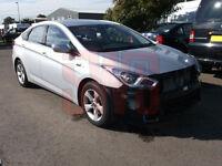 2014 Hyundai i40 1.7CRDi Blue Drive Active DAMAGED REPAIRABLE SALVAGE