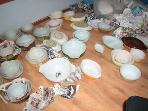 100 pieces more Pyrex bowl for sale