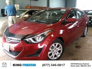 2016 Hyundai Elantra GL Low Kms..Factory Warr..Auto..Air..Hea...