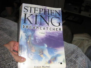 livre stephen king attrappeur de reves