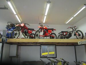 Vintage motocross bikes wanted. Any motocross bikes.street to