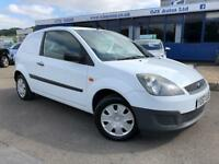 Ford Fiesta Tdci Eu4 Car Derived Van 1.4 Manual Diesel