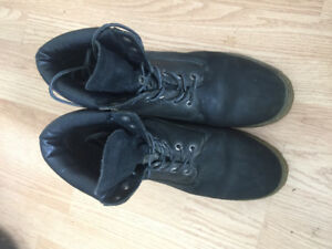 Chaussures d'hiver waterproof