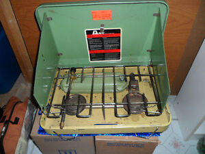 Camp Stove Gas AFC model 1025. $60.