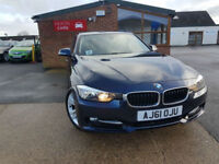 2012 BMW 320 2.0TD AUTOMATIC DIESEL Sport F30 PX WELOME