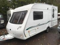 ☆ 2006/07 BESSACARR CAMEO 495SL 2 BERTH ☆ TOURING CARAVAN ☆ JUST BEEN SERVICED ☆