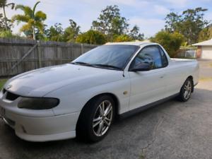 2002 Holden VU Ute