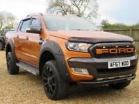 Ford Ranger Wildtrak 4x4 Dcb Tdci DIESEL MANUAL 2017/67
