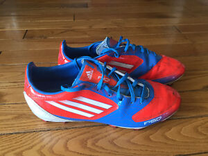 Adidas F-50 Soccer Cleats - size 6