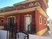 50% share in a 3 bed villa in spain with private pool