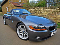 2003 BMW Z4 2.5 ROADSTER. JUST SERVICED !!