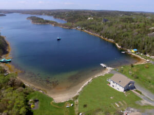 Oceanfront PRICE REDUCTION, 38 Back Bay Rd, Terence Bay, NS