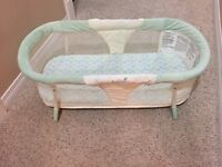 Portable bassinet / co sleeper