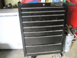 Paint job in exchange for toolbox and tools