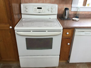 Kenmore Refrigerator, Dishwasher,and Stove