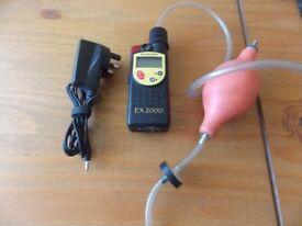Oldham EX2000 Explosive Gas Detector