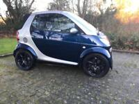 Smart 0.7 Fortwo Spring Edition Convertible 2005 Special Edition Auto/ Tiptronic