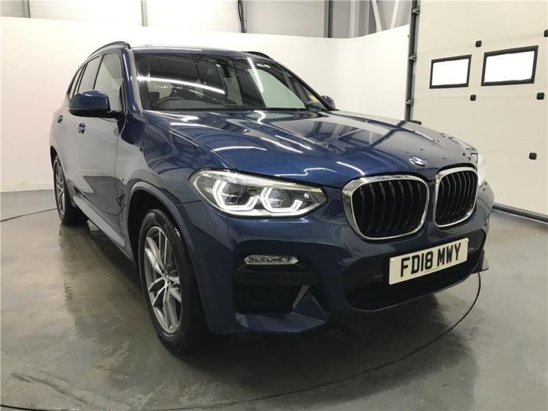 Bmw X3 Xdrive20d M Sport 5dr Step Auto In Beeston Nottinghamshire