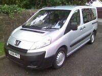 2008 Peugeot Expert Tepee 1.6 HDi Comfort L1 5dr (5/6 seat) MPV Diesel Manual