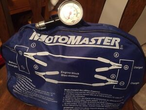 Motormaster  Booster Cable  with Air Pressure, Brand New Edmonton Edmonton Area image 3