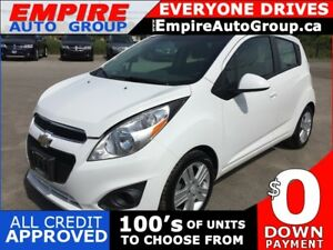 2015 CHEVROLET SPARK 1LT CVT * TOUCH SCREEN