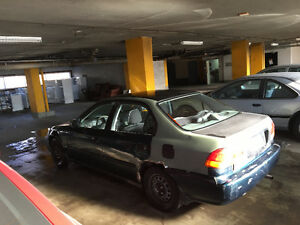 1998 Honda Civic Berline lx 1.6