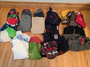 2t boy's clothing
