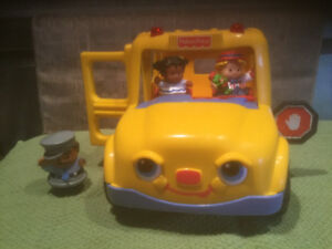 Fisher Price Autobus