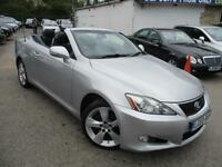 2009 LEXUS IS 250C SE-I NAVIGATION CONVERTIBLE CONVERTIBLE PETROL