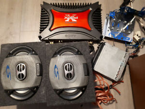 Car Audio Sound System