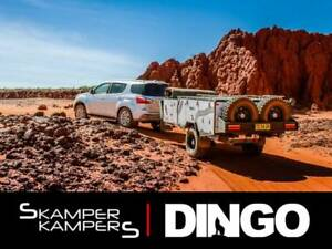 NEW Skamper Kampers Dingo Forward Fold Camper Trailer