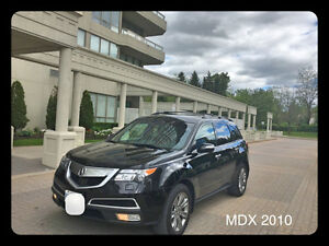 2010 Acura MDX ( Elite package , excellent condition)