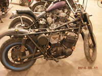 Chopper Bobber Cafe Project bikes