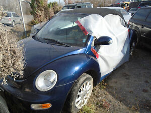 We are now Dismantling this Vw Beetle Convertible 2004 Gatineau Ottawa / Gatineau Area image 3