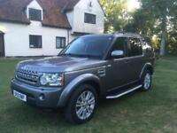 Land Rover Discovery 4 3.0TDV6 HSE ( 242bhp ) 4X4 Auto