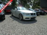 2011 BMW 1 Series 2.0 123D M SPORT 2d 202 BHP Convertible Diesel Automatic