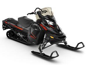 2016 Ski-Doo Renegade Backcountry Rotax 800R E-TEC