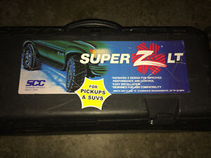 Brand New SUV / Truck Tire Chain Cables (2x Sets) North Shore Greater Vancouver Area image 2