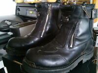 Mens size 9 Harley boots