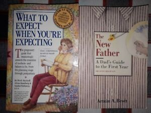 His & Her's Parents to be Books