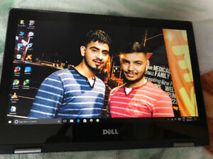 Dell intel i5 7th generation touch display 2 in 1