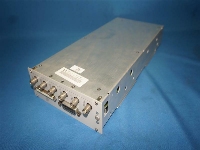 HP Agilent 3852X Controller Interface for HP 3852A