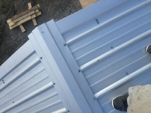 New Galvanized steel roof panels can deliver