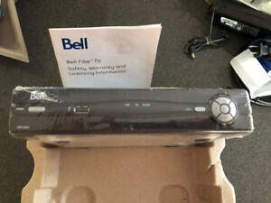 Bell Fibe TV Arris Mediaroom HD DVR Receiver VIP2262