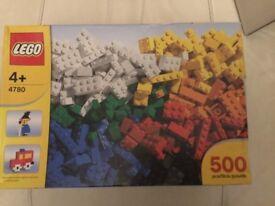 NEW LEGO BOX 500 PIECE